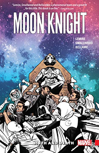 moon knight birth and death