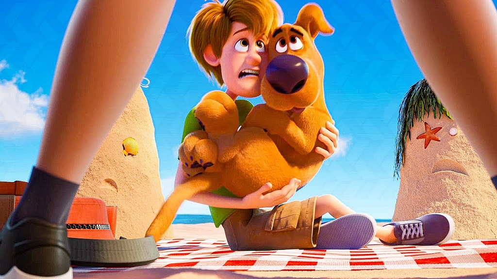 scoob movie review