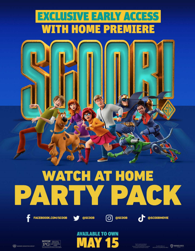 scoob party pack