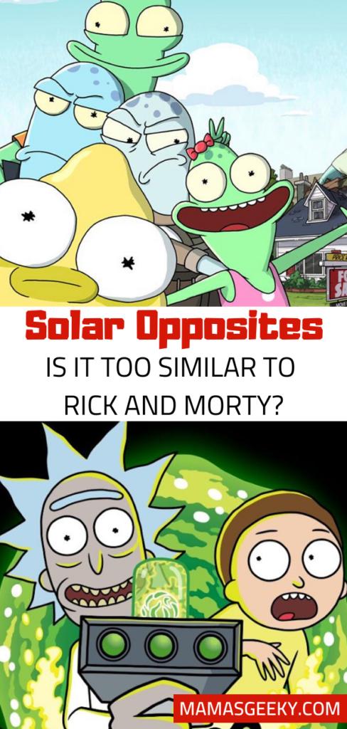 solar opposites review