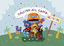 CAMP Provides Virtual Parties For Kids Missing Celebrations