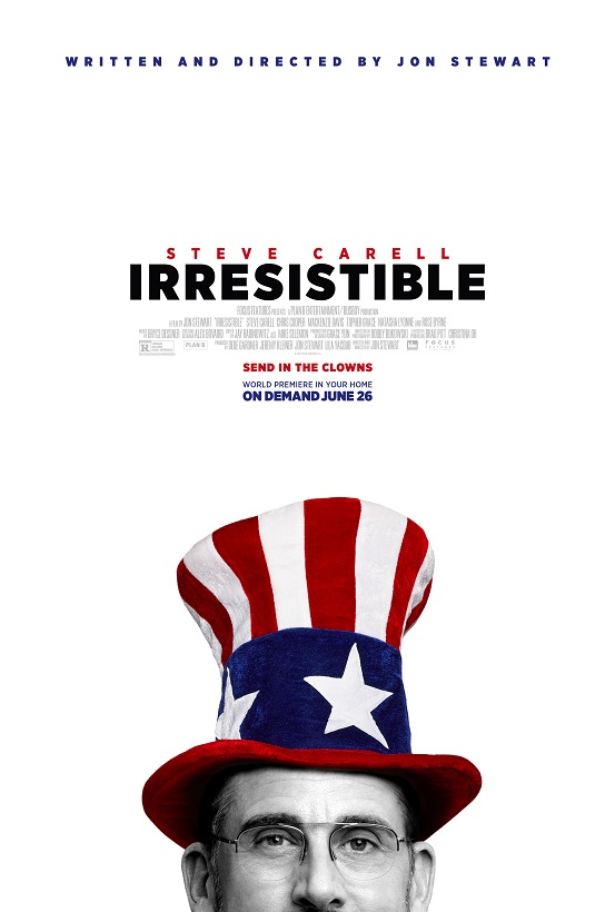 irresistible movie poster