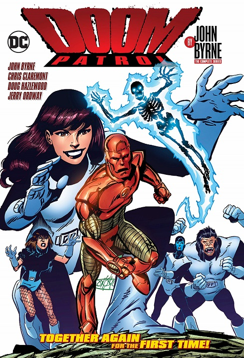 doom patrol comic book