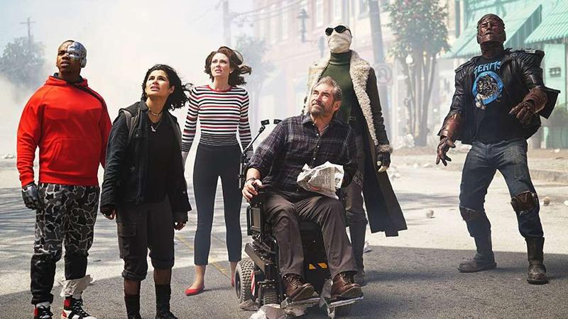 doom patrol season 1 review