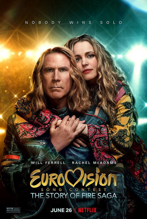 eurovision song contest netflix