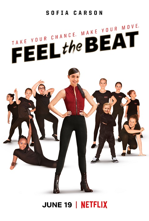 feel the beat movie poster