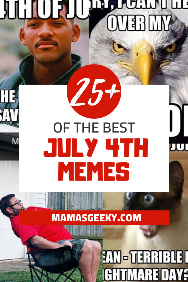 july 4th independence day memes