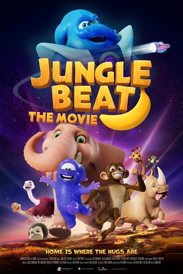 jungle beat the movie poster