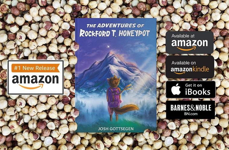 rockford t honeypot book