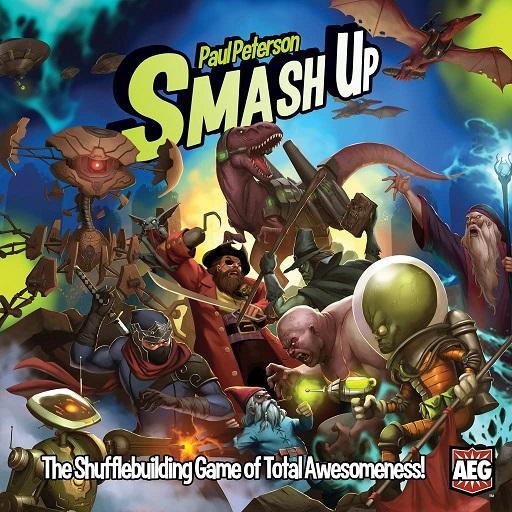 smash up game review