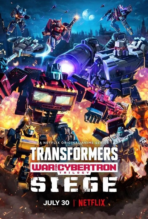 transformers war for cybertron siege poster