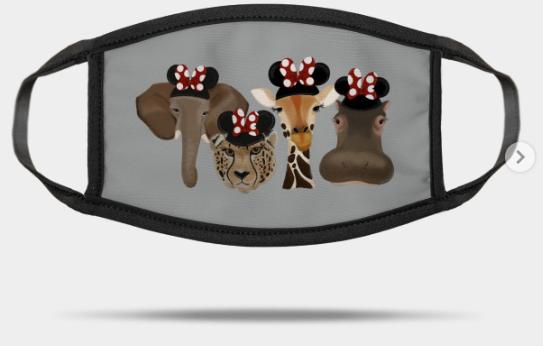 animal kingdom mask