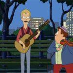 Central Park Episode Six Review: Rival Busker