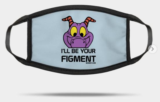 figment mask