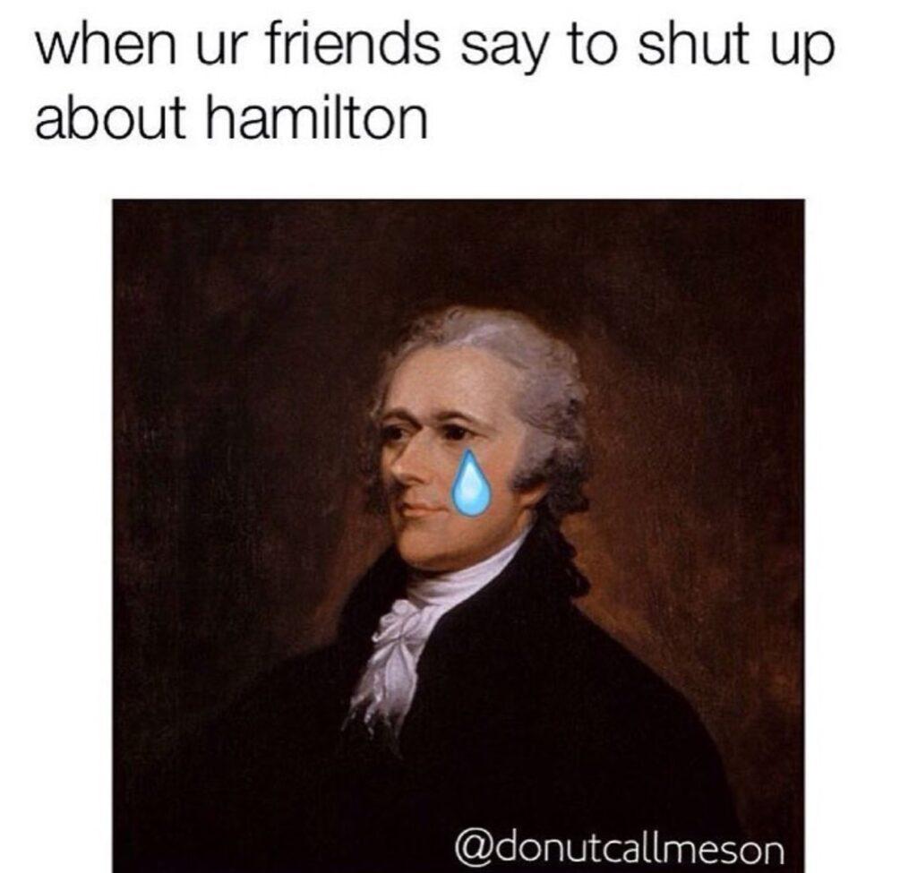 Hamilton meme