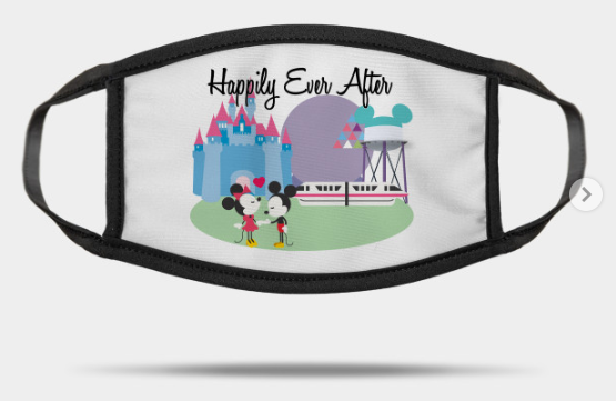 happily ever after mask