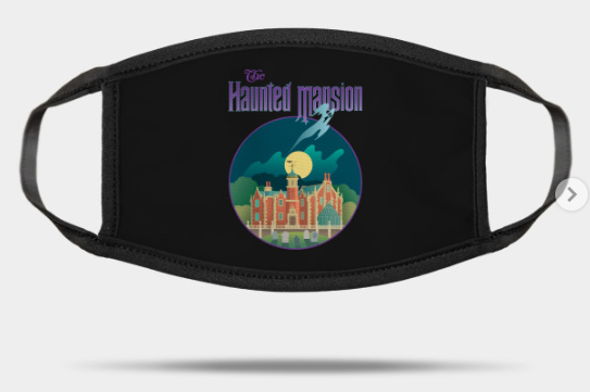 haunted mansion mask