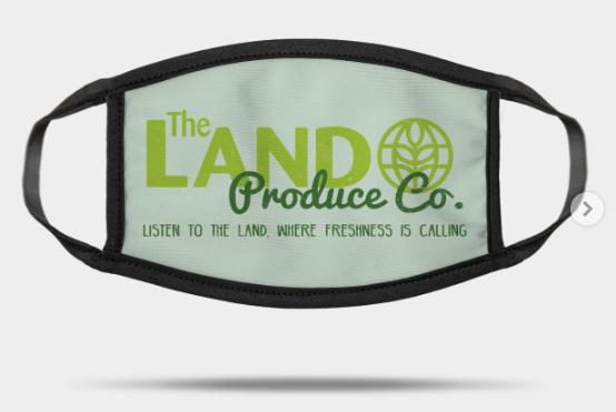 land produce co mask