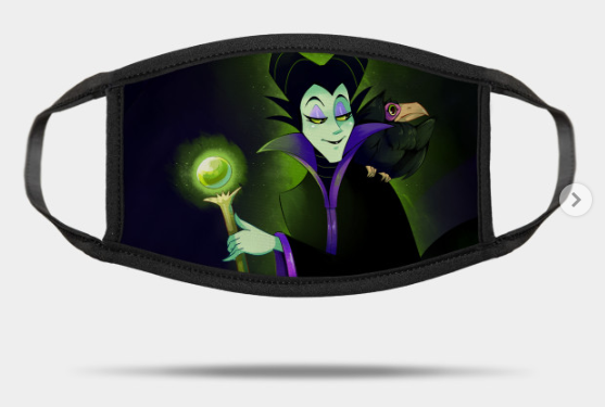 maleficent mask