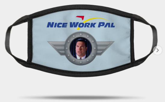 nice work pal mask