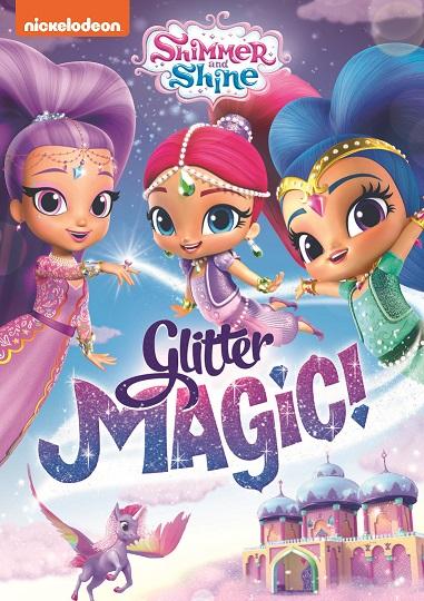 Shimmer and Shine: Glitter Magic!
