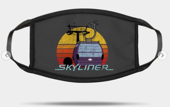 skyliner mask