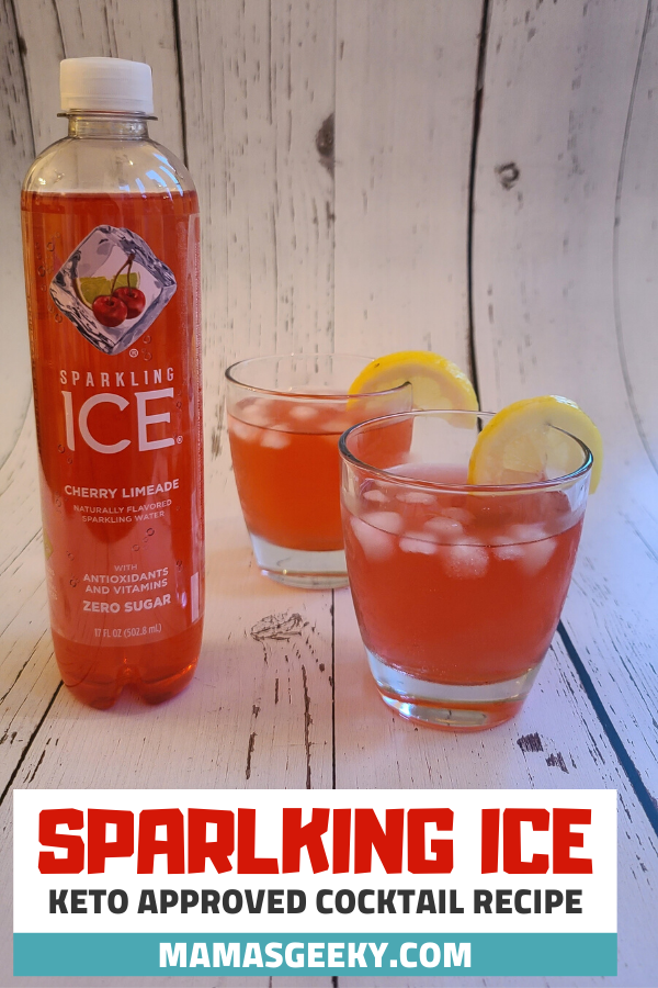 sparkling ice keto approved cocktail recipe