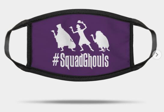 squad ghouls mask