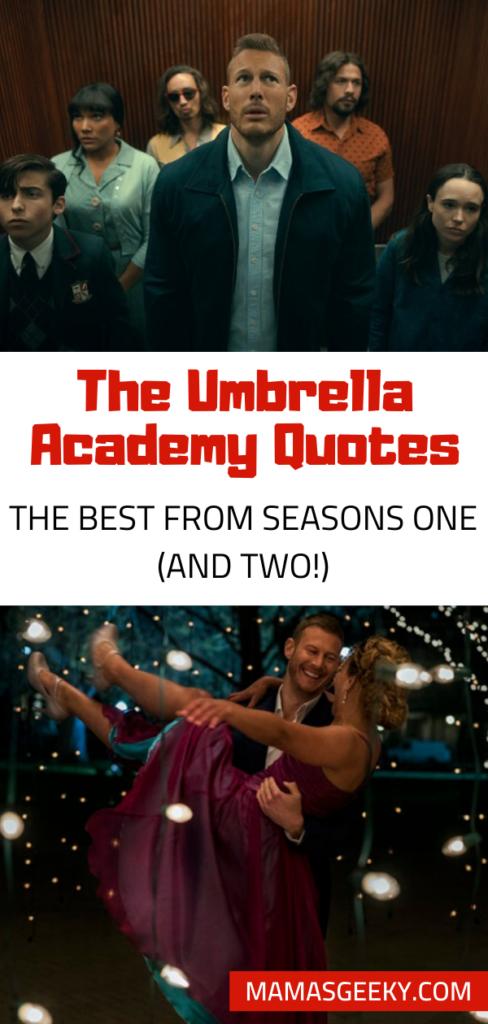 the umbrella academy quotes