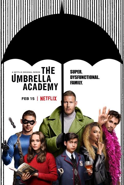 the umbrella academy s1