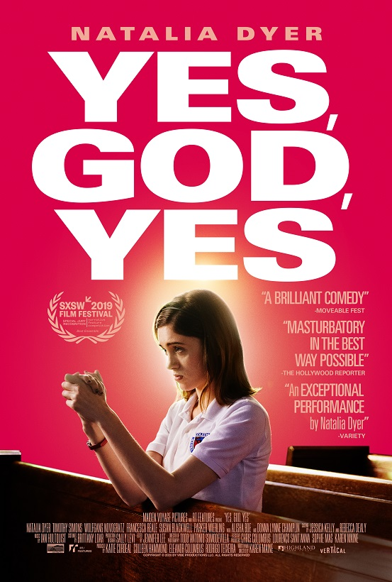 yes god yes poster