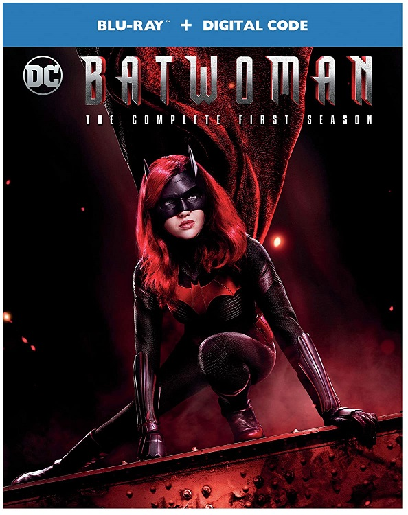 batwoman complete first season blu-ray