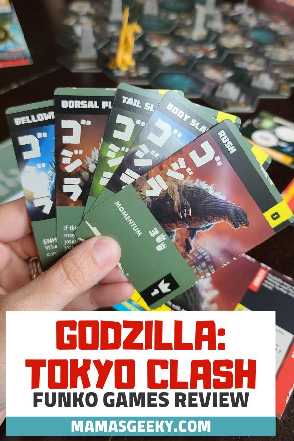 godzilla tokyo clash game review
