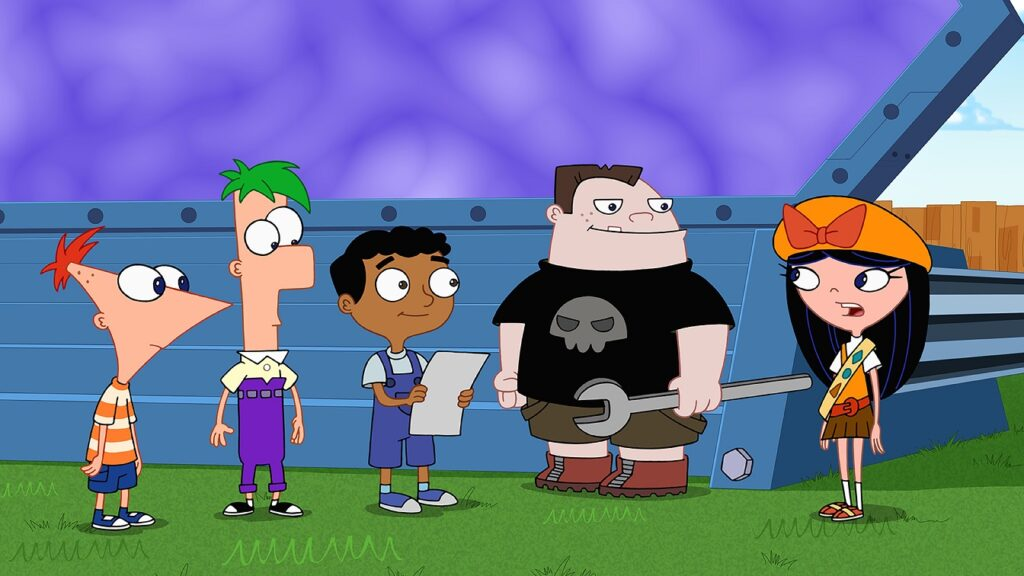 phineas and ferb candace against the universe