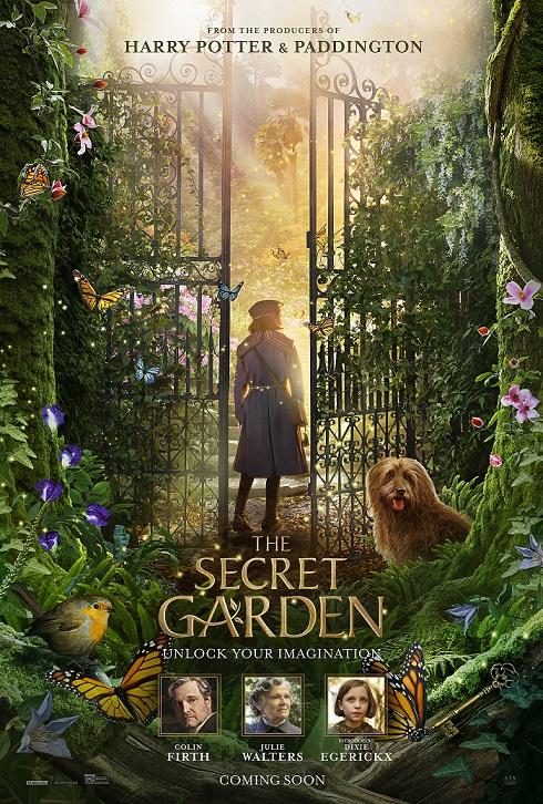 the secret garden 2020 poster