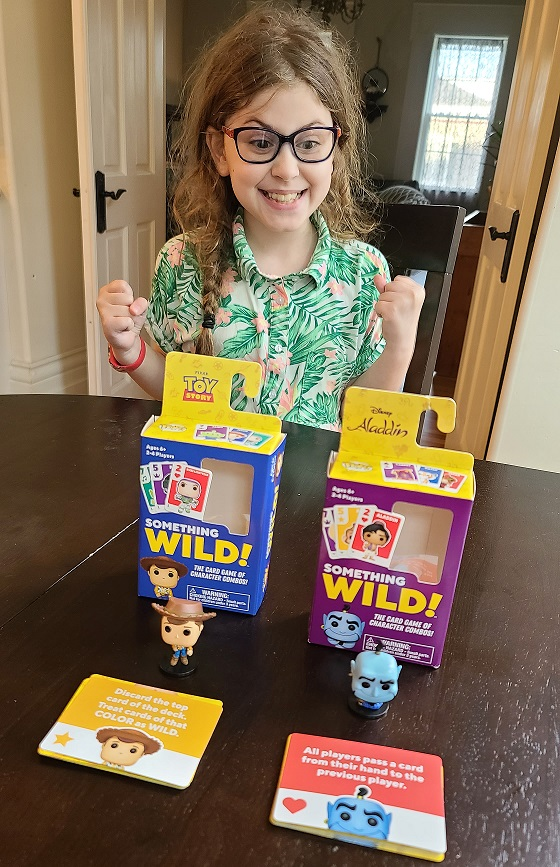 funko something wild review
