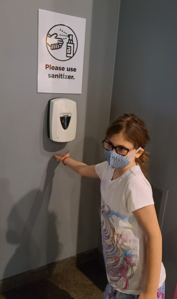 strong museum of play safety precautions