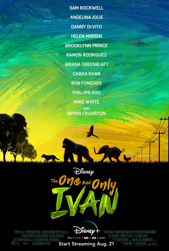 The Best Quotes From Disney S The One And Only Ivan