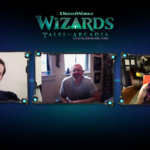 Colin O'Donoghue & Marc Guggenheim Talk Wizards: Tales Of Arcadia