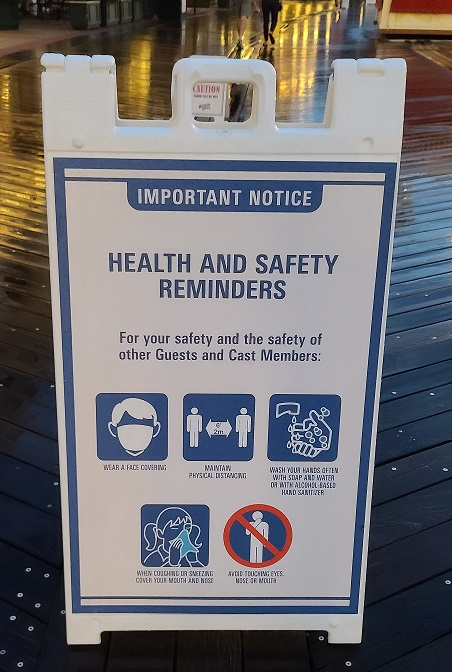 disney world safety