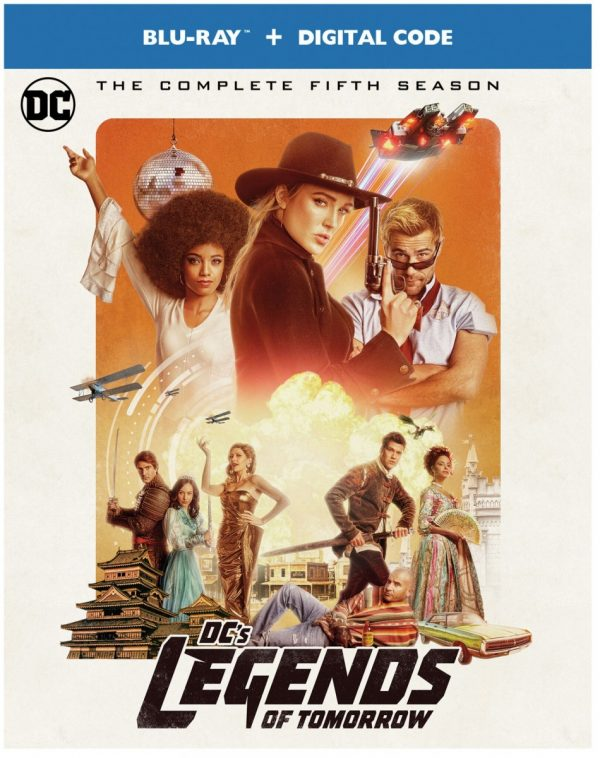legends of tomorrow fifth season