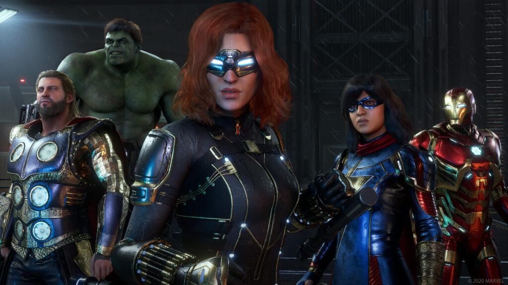 marvel's avengers game review