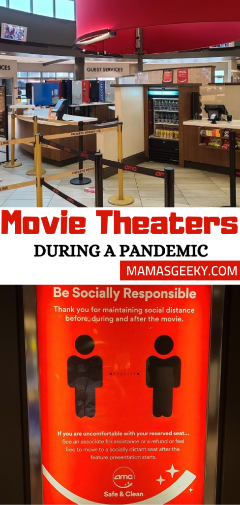 amc theater during pandemic experience
