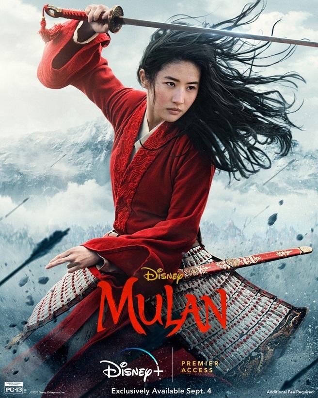 mulan 2020 poster