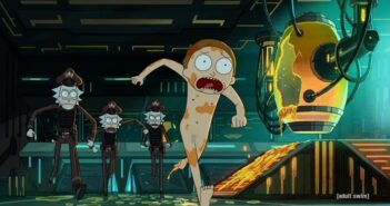 rick and morty s4