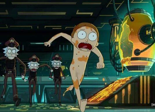 Rick And Morty Season 4 on Digital & Blu-ray 9/22