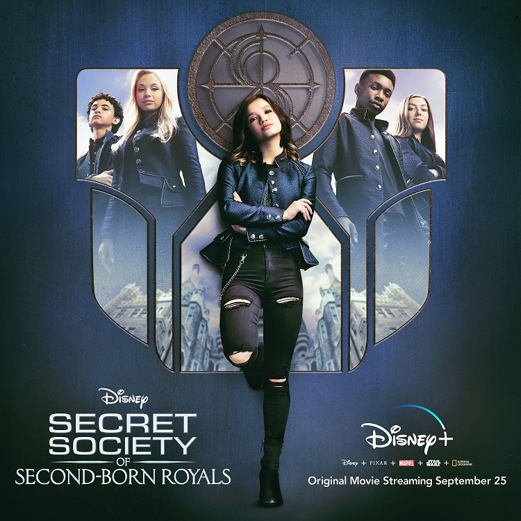 secret society second born royals