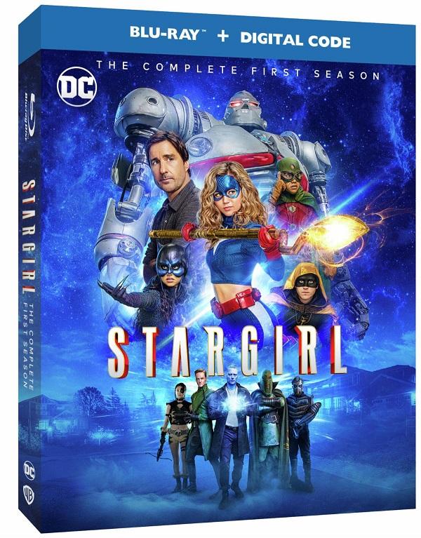 stargirl season 1 blu-ray