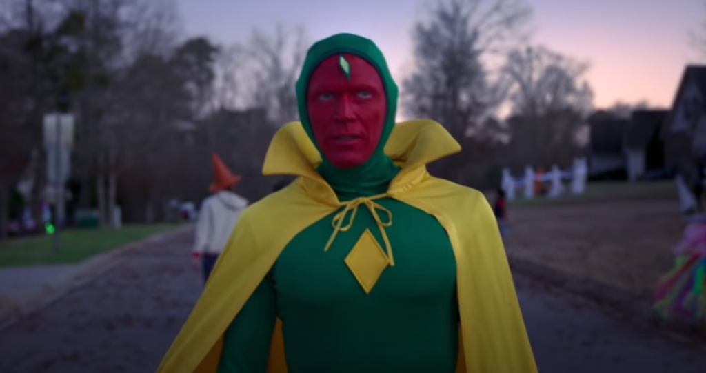 wandavision vision og costume