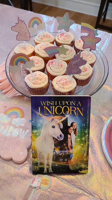 wish upon a unicorn party